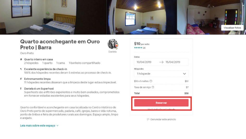 Dicas para Airbnb