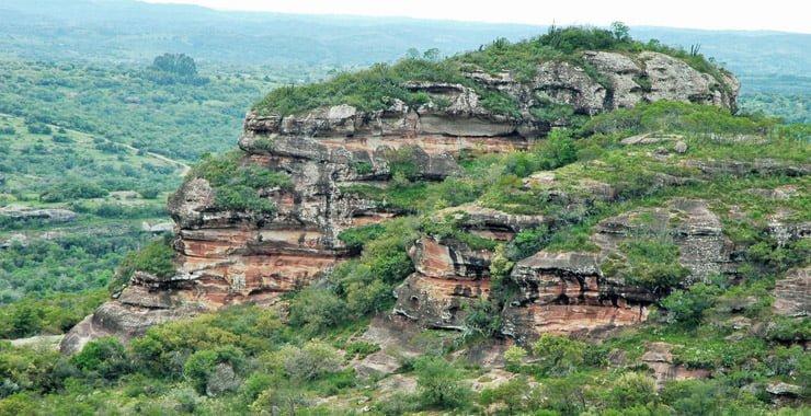 Pedra do Segredo, em Cambará do Sul