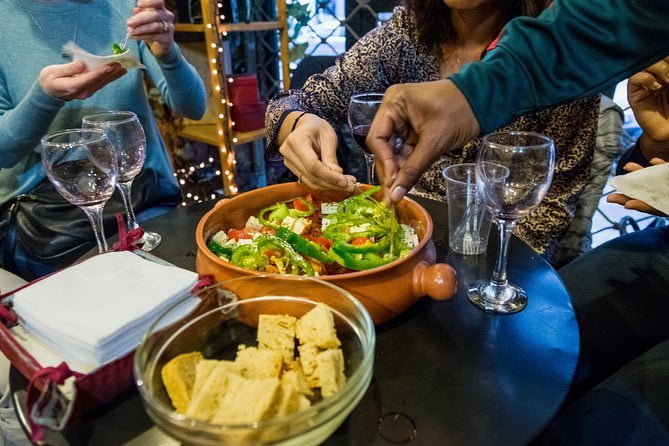 Tour gastronômico em Atenas