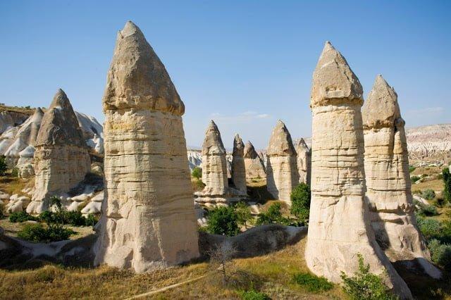 Pasabag Valley, na Capadócia, na Turquia