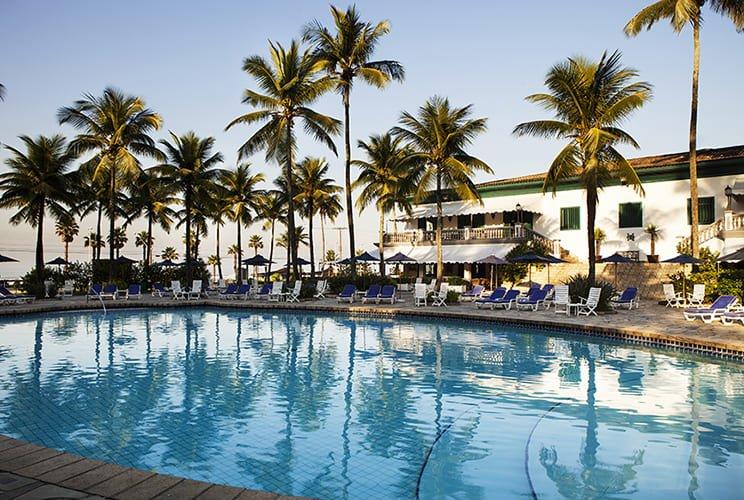 Casa Grande Hotel é um dos 10 melhores resorts de São Paulo