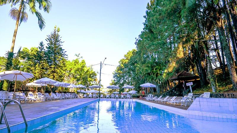 Hotel Estância Atibainha – Resort & Convention - melhores resorts São Paulo
