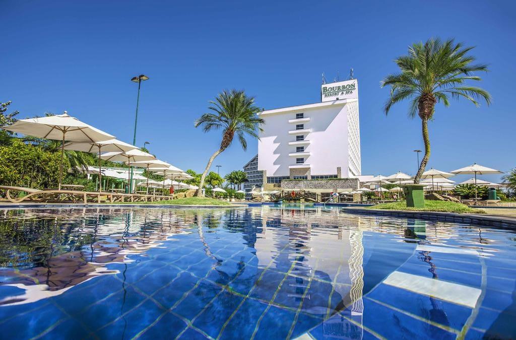 Bourbon Atibaia Resort está entre os 10 melhores resorts de São Paulo