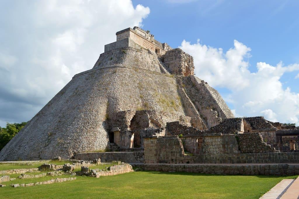 Pirâmide Maya em Cancun
