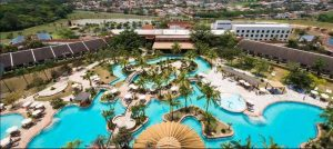Melhores resorts de São Paulo blue tree thermas lins