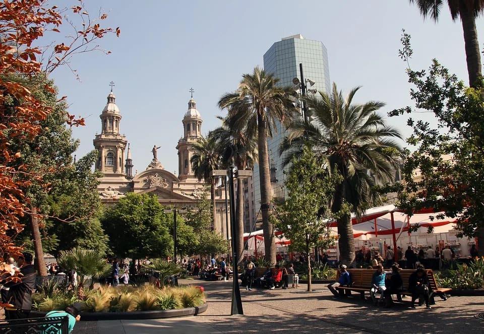 Catedral Metropolitana na Plaza de Armas