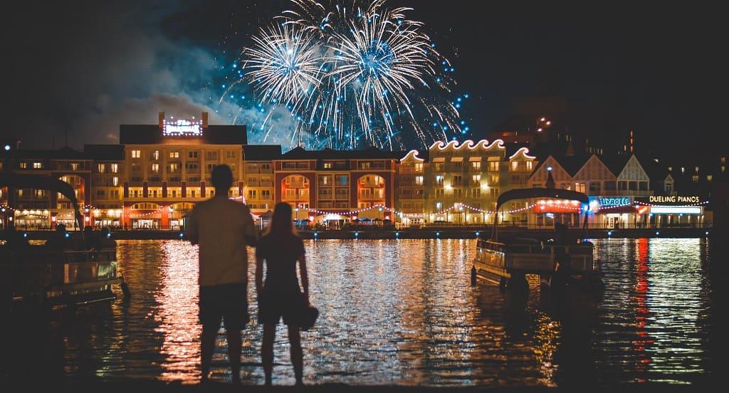 casal Orlando Disney