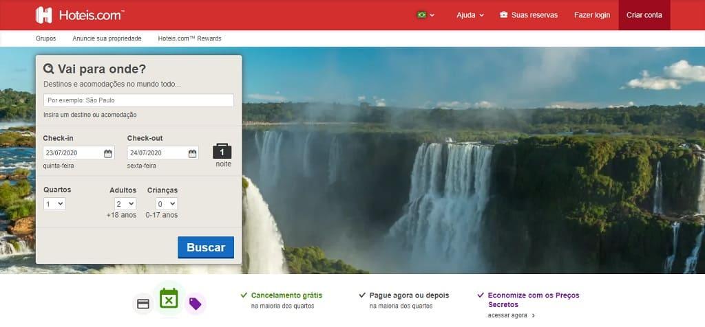 interface hoteis.com