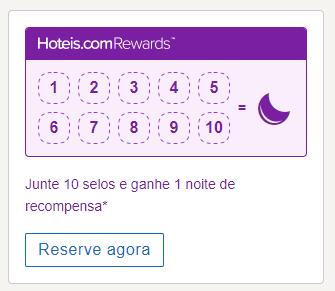 hoteis.com rewards