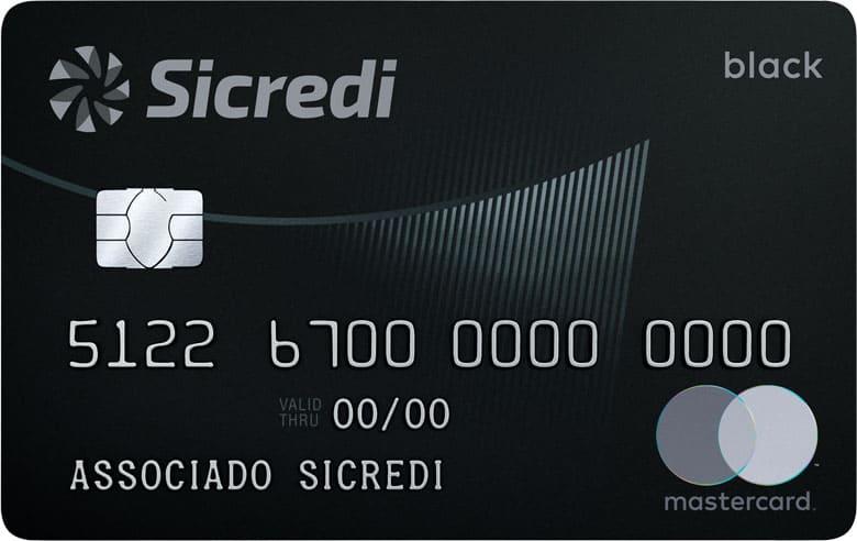 Sicred Mastercard Black